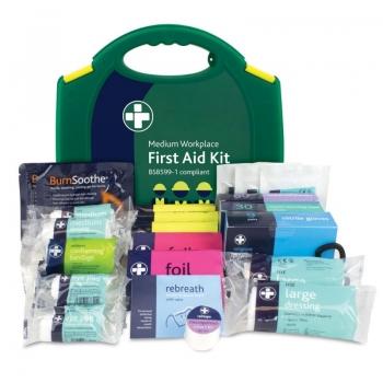 First Aid Kits   RefillsBSI First Aid Kit Medium (each) - Avanti Hygiene Ltd 059e4a82c970d