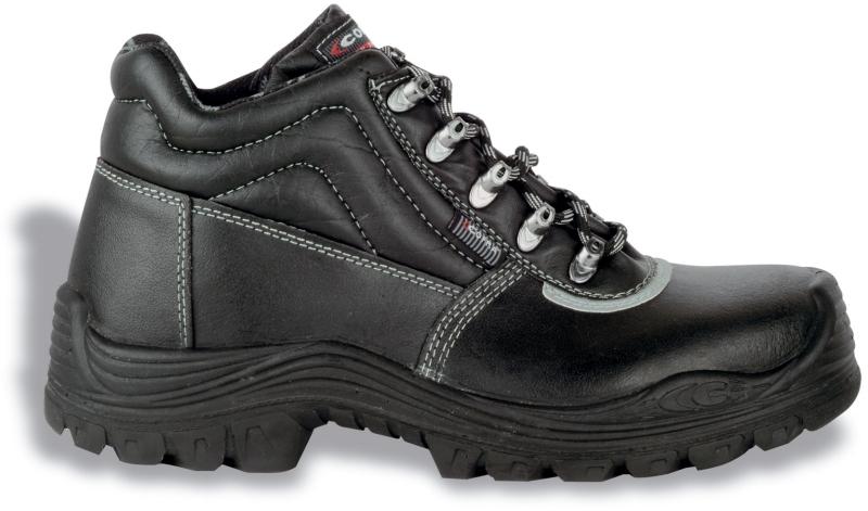 new style 790de 4d62b Cofra Tirrenian Black Composite Safety Boot